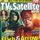 Arrow - TV & Satellite Week Magazine Cover [United Kingdom] (28 January 2017)