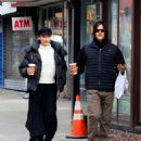 Diane Kruger and Norman Reedus – Go for a morning coffee in New York