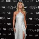 Julianne Hough attend the 2016 Miss USA pageant at T-Mobile Arena on June 5, 2016 in Las Vegas, Nevada