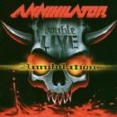 Annihilator Album - Double Live Annihilation