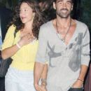 Colin Farrell and Emma Forrest - Paparazzi