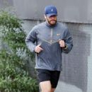 Jake G. goes jogging (January 8)