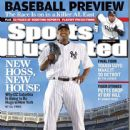 CC Sabathia - Sports Illustrated Magazine Cover [United States] (10 April 2009)
