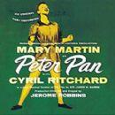 PETER PAN Original 1954 Broadway Cast Starring Mary Martin - 300 x 273