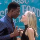 Bill Bellamy and Julie Benz