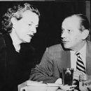 Helen Gahagan and Melvyn Douglas