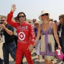 Ashley Judd - IZOD IndyCar Series 94 Running Of The Indianapolis 500, 30 May 2010