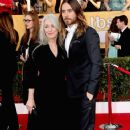 Jared Leto attends the 20th Annual Screen Actors Guild Awards at The Shrine Auditorium on January 18, 2014 in Los Angeles, California
