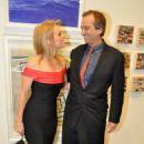 Cheryl Hines and Robert Kennedy Jr