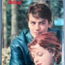 Alain Delon and Romy Schneider - Festival Magazine Pictorial [France] (12 January 1960) - 454 x 577