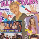 Justin Timberlake - All Stars Magazine Cover [United States] (December 1999)