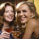 Dana Delany and Julie Benz