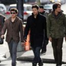 'Twilight' Actors Out And About In Vancouver - 454 x 300