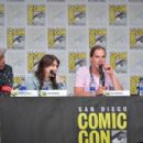 Milana Vayntrub – 'It Came From The 90s' Panel at Comic Con San Diego 2019 - 454 x 303