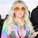 Kesha Sebert – Spotted at Lax Airport In Los Angeles - 454 x 527