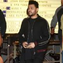 Selena Gomez is seen leaving Boris Jazz Club with The Weeknd in Palermo, Buenos Aires, Argentina March 28, 2017