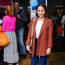 Emilia Clarke – What Girls Are Made of Press Night in London
