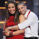 Mark Ballas and Bristol Palin