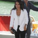 Celebrity Sightings Day 7: 66th Venice Film Festival - 345 x 594