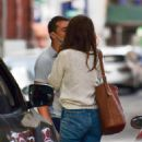 Katie Holmes And Emilio Vitolo Jr. – Seen together in New York