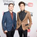 Anthony Padilla and Ian Hecox - 2016 Streamy Awards - 400 x 600