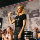 Charlize Theron – NASCAR Cup Series 60th Annual Daytona 500 in Florida - 454 x 325