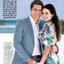 Ximena Navarrete and Juan Carlos Valladares - Hola! Magazine Pictorial [Mexico] (19 April 2018)