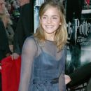 Emma Watson - Premiere Of 'Harry Potter And The Goblet Of Fire' At The Ziegfeld Theatre On November 12, 2005 In New York City