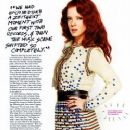 Shirley Manson - Nylon Magazine Pictorial [United States] (July 2012)