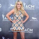 Jamie Lynn Spears 49th Annual Academy Of Country Music Awards In Las Vegas