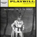 Cyril Ritchard in the broadway musical