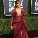 Halle Berry At The 76th Golden Globe Awards - Arrivals (2019) - 412 x 600