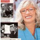 Monica Vitti - Zycie na goraco Magazine Pictorial [Poland] (22 December 2011)
