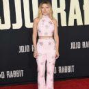 Scarlett Johansson – 'Jojo Rabbit' Premiere in Los Angeles