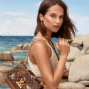 Alicia Vikander – Louis Vuitton Cruise 2019 - 454 x 568