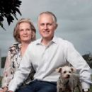 Lucy Turnbull and Malcolm Turnbull - 340 x 340