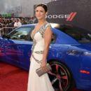 Gina Carano-May 21, 2013-'Fast and Furious 6' Premieres in LA - 408 x 594
