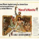 Man Of La Mancha 1972 Motion Picture Musical By Mitch Leigh and Joe Darion - 454 x 358