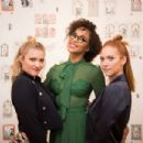 Emily Osment, Brittany Snow and Megalyn Echikunwoke – 'Almost Family' Screening at The Wing in Manhattan