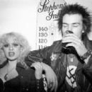 Nancy Spungen and Sid Vicious - 454 x 306