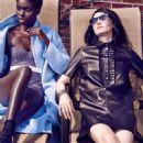 Jeneil Williams, Devon Windsor, Kätlin Aas - Vogue Magazine Pictorial [Turkey] (July 2014) - 454 x 606