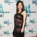 Kimberly Williams-Paisley - 40 Annual CMA Awards, Nov 6, 2006