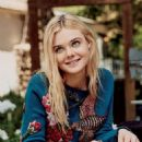 Elle Fanning - Teen Vogue Magazine Pictorial [United States] (October 2015) - 454 x 681
