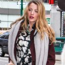 Blake Lively Out About In Nyc
