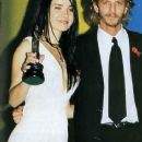 Natalia Oreiro and Facundo Arana