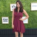 Melonie Diaz – The CW Networks Fall Launch Event in LA - 454 x 651