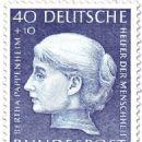 Bertha Pappenheim  -  Publicity - 454 x 542