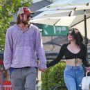 Ariel Winter and Luke Benward – Outside Patty's in Burbank