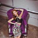 Zuleyka Mendoza- Caras Magazine Puerto Rico 2013
