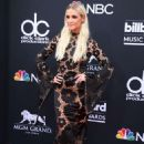 Ashlee Simpson – Billboard Music Awards 2018 in Las Vegas - 454 x 696